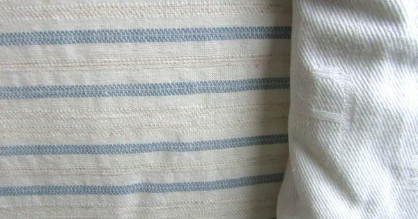 Jet de lit ou bas de lit en lin et coton 190cm x 82cm for Jete de canape lin