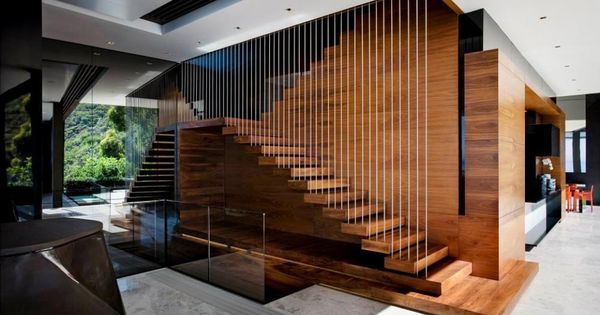 Contemporary staircase design staircase design for small spaces in modern minimalist house - Stair designs for small spaces minimalist ...