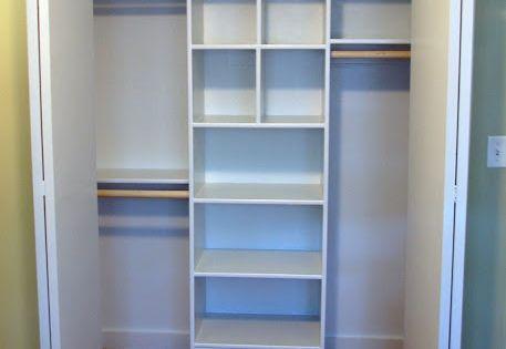 Diy closet organizer organizador pinterest - Organizacion armarios ...