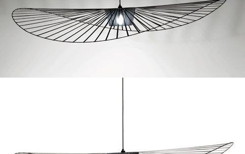 mon coup de coeur lampe vertigo par constance guisset petite friture friture et constance. Black Bedroom Furniture Sets. Home Design Ideas