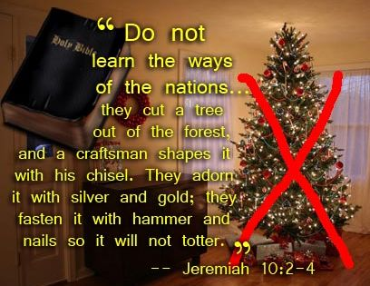 What Is The Meaning Of The Christmas Tree In Christianity