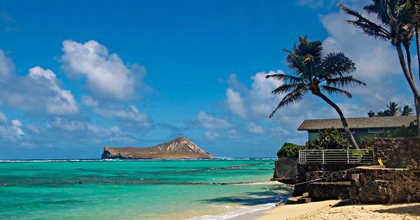 Waimanalo home...next to Kaiona Beach Park   I love Hawaii ...