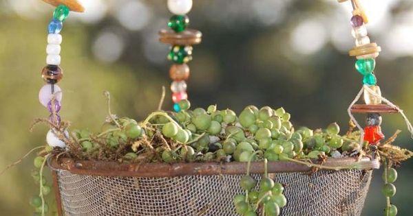 D Coration Jardin En Objets De R Cup Ration En 31 Id Es Jardins Beautiful Et Confiture