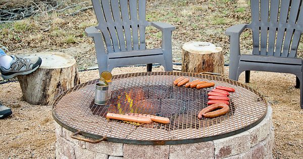how to build a firepit for your outdoor space backyard