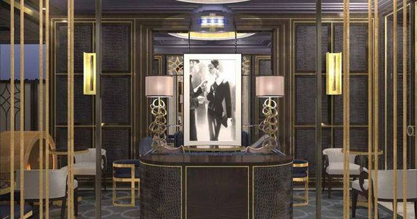 The Wellesley Hotel London Art Deco And Streamline