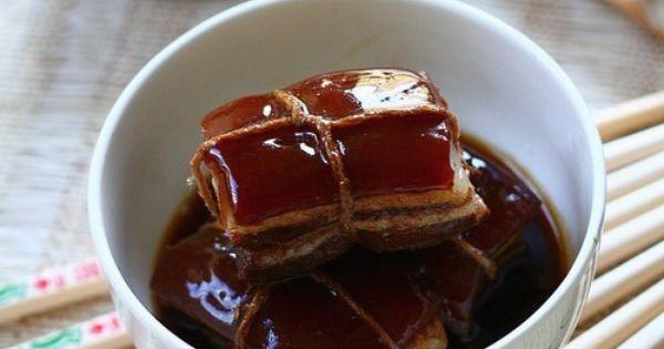 Braised Pork Belly (Dong Po Rou/东坡肉) | Recipe | Fragrance ...