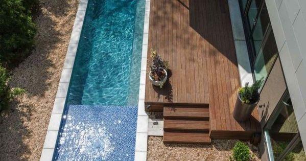 kleiner pool für kleinen garten   garten: ideen & gestaltung, Terrassen ideen