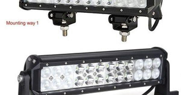 Kohree 12 Inch Led Light Bars Best Led Light Bar Bar Lighting Led Light Bars