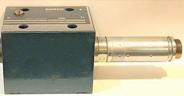 Bosch Rexroth Ag 0 810 001 909 081wv10p1v1953tws024 00d36