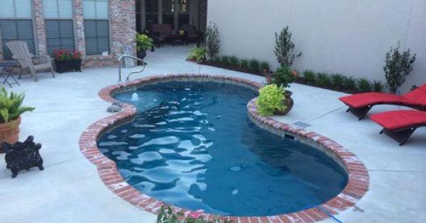 Central Pools Inc 12 X 24 Picasso Baton Rouge La