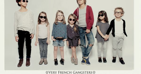 veryfrenchgangsters | STYLE