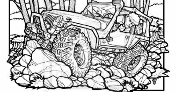 Cartoon Jeep Cherokee Drawings Google Search Jeep Art Jeep Drawing Jeep Yj