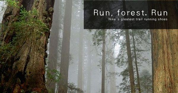 Run, Forest, Run oofos Nicole Novembrino Lucke lets run here someday!!!!