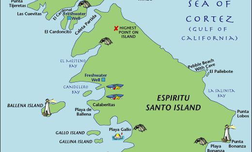 Espiritu Santo Island Places I Have Been Things I Have
