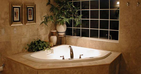 Ideas For Bathroom Renovation Pictures We Have A Corner Tub House Ideas Pinterest Corner