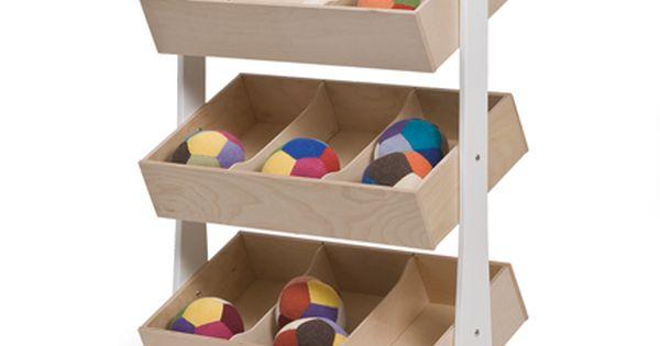 Oeuf Toy Store modern toy storage