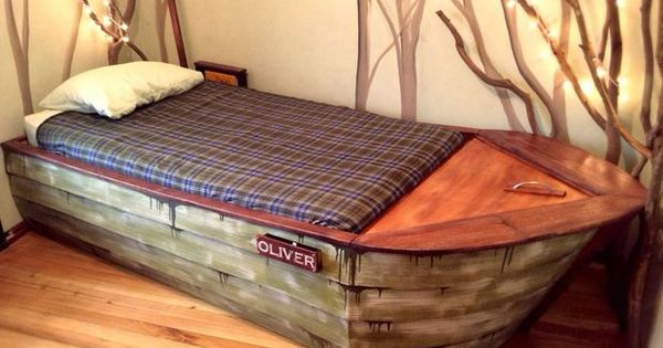 Boat Bed With Secret Compartments Boat Beds Secret Compartment And Bedrooms
