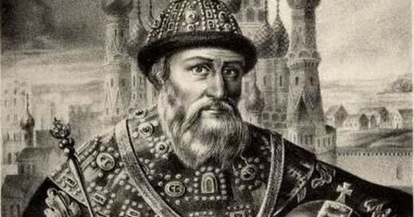 a biography of ivan iv the tsar of all russians In 1547 ivan iv was crowned as first tsar of all the russias the ivory throne of tsar ivan iv of russia ivan iv vasilyevich (russian.