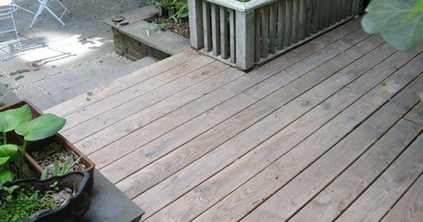 Black Locust Lumber Your Source For Black Locust Wood Deck Projects Deck Ground Level Deck