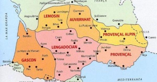 Occitania Avec Images Carte Geographique Cartes Geographie