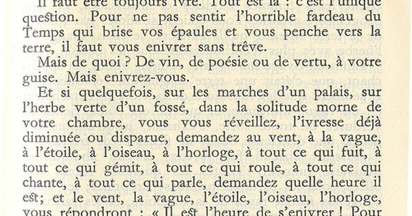 "oorequiemoo: Charles Baudelaire, "" Les petits poèmes en prose """