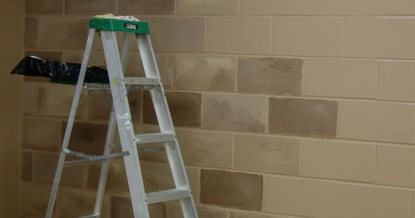 Paint Faux Stone Finish On Walls Google Search Home