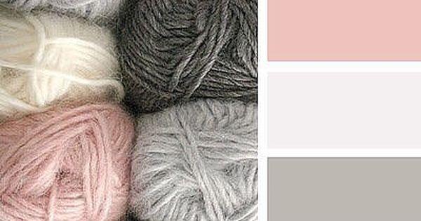 Pin De Maribel Casarez Em Svet I Cvet Cores De Tinta Paletas De Cores Neutras Cinza E Rosa