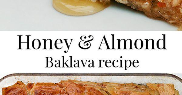 Baklava recipe, Filo and Filo pastry on Pinterest
