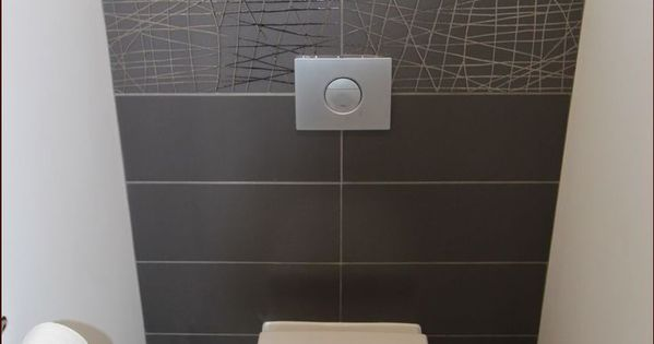 Incroyable 1000 ideas about deco wc on pinterest wc for Deco carrelage sarreguemines