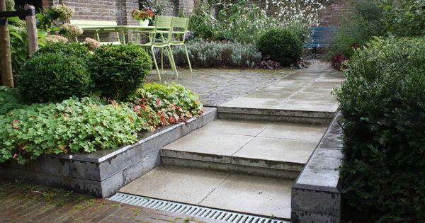 Groene stadstuin of kleine tuin inrichten hoe doe je dat buiten leven pinterest tuin - Kleine tuin zen buiten ...