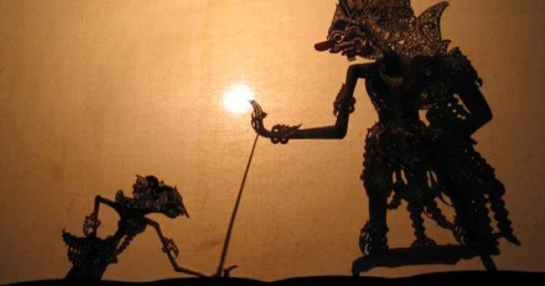 Shadows and shadow puppets