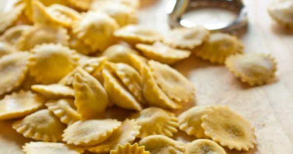 Italy - Emilia Romagna - Bologna - Anolini pasta handmade ...