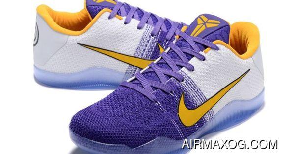 kobe white and purple shoes