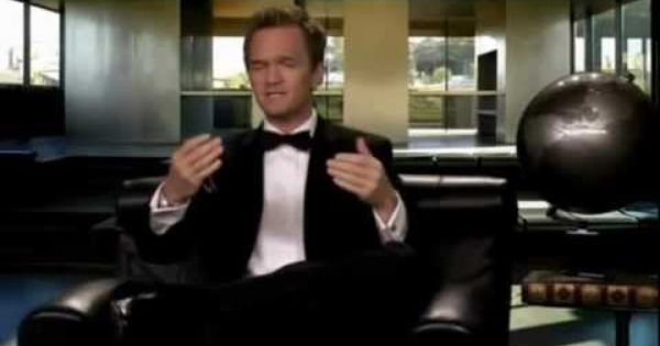 Barney Stinson S Video Resume Videolebenslauf