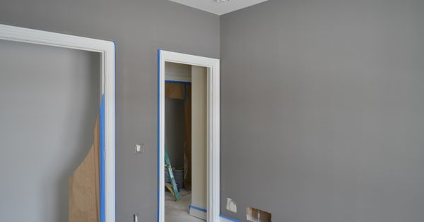 Dovetail Sherwin Williams Accent Color For Trey Ceiling