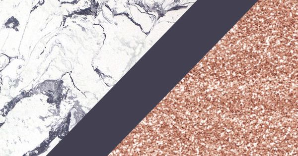Marble and rose gold phone wallpaper background diy for Schwarze glitzer tapete