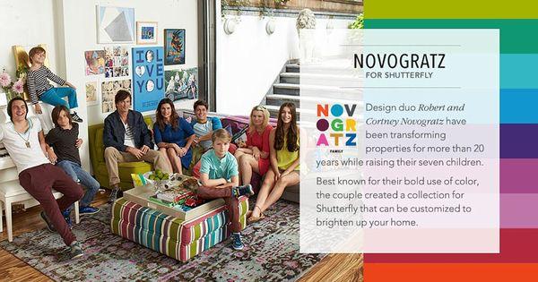 Novogratz home decor collection