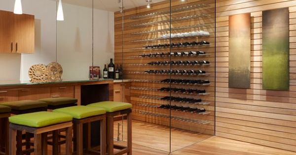 Weinkeller einrichten modern  Intoxicating Design: 29 Wine Cellar And Storage Ideas For The ...