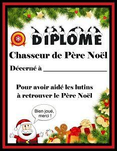 Grand Jeu De Noel 6 8 Ans Jeux Noel Noel Lutin A Imprimer