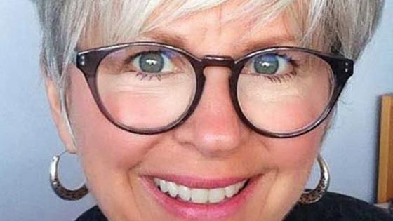 Short Haircuts For Women Over 60 With Glasses Hair Cuts Pinterest Short Haircuts Haircuts