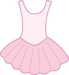 Ballet Clipart Vestido De Bailarina Roupa De Bailarina