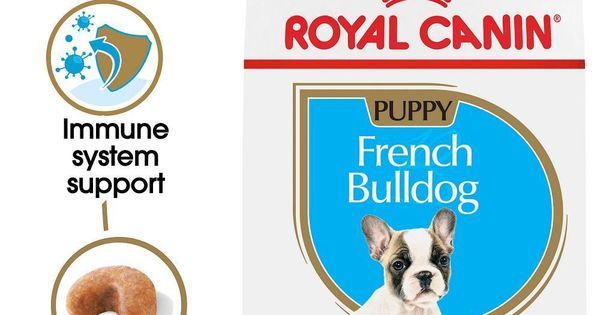 Royal Canin Breed Health Nutrition French Bulldog Puppy Recipe Dry