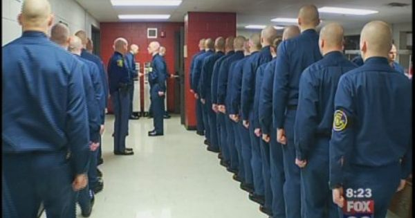 Mtm On The Road Michigan State Police Recruit School State Police Michigan State Michigan