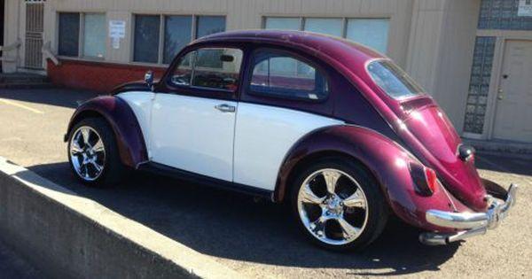 1966 Vw Beetle Fully Customized Us 12 000 00 Image 1 Vw Beetle Classic Volkswagen Vw Beetles
