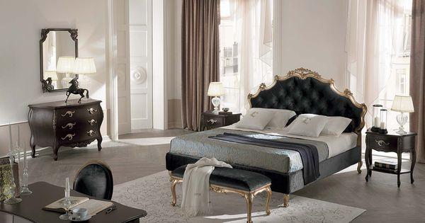 Mod le chambre coucher baroque chambre parentale for Modele chambre parentale