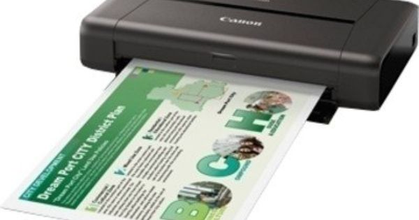 Canon Pixma Ip110 Single Function Inkjet Printer Price Best Pricing Offers Deals In India 15th August 2020 Pricehunt Mobile Printer Printer Inkjet Printer