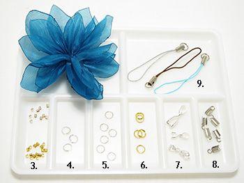 Materiales Para La Bisutería Curso Gratis De Bisutería Collares De Bricolaje Bisuteria Herramientas De Joyeria