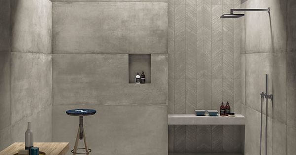 prima materia by kronosceramiche tolles konzept badezimmer mit feinsteinzeug wc pinterest. Black Bedroom Furniture Sets. Home Design Ideas