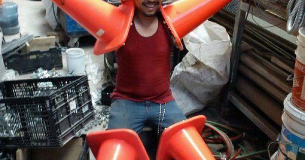 Traffic Cone Starfish | Patrick o'brian, The amazing and Posts