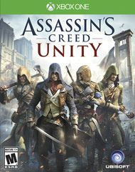 Xbox One Assassin S Creed Unity Bundle With Free 50 Digital Gamestop Gift Card For Xbox One Gam Assassin S Creed Unity Assassins Creed Unity Assassins Creed